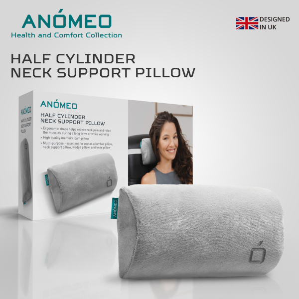 Buy Anomeo Neck Support Pillow for Car,Home use Singapore