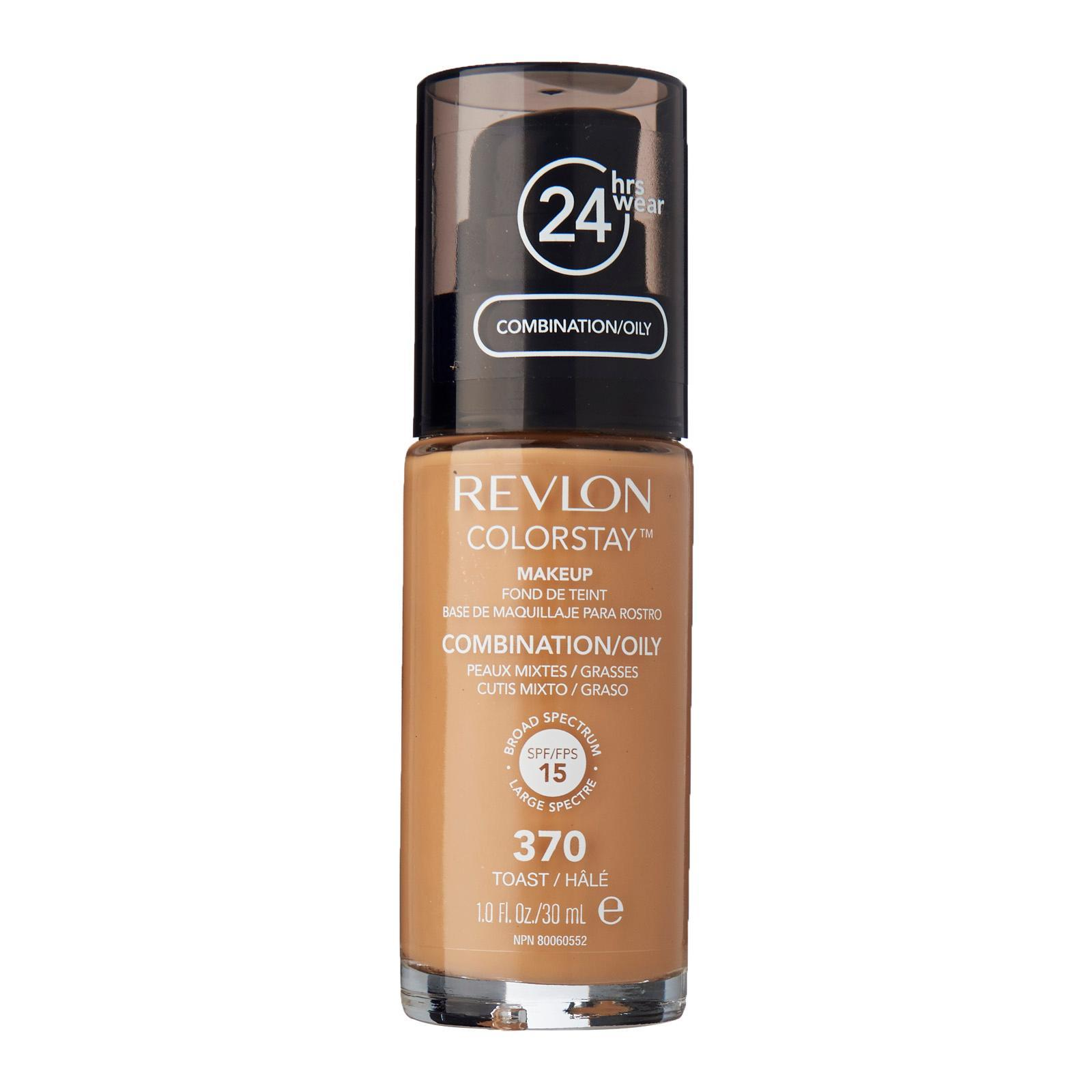 Revlon ColorStay Makeup for Combination/Oily Skin 370 Toast