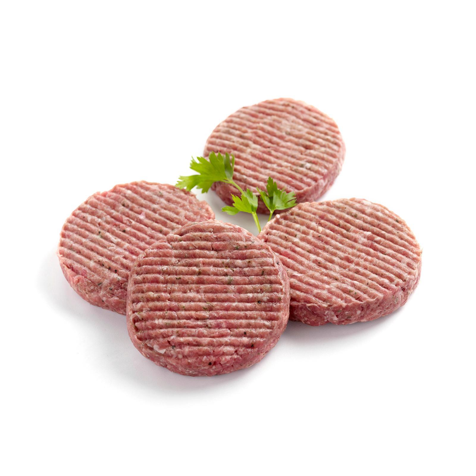 ZAC Butchery Lamb Patties Pack