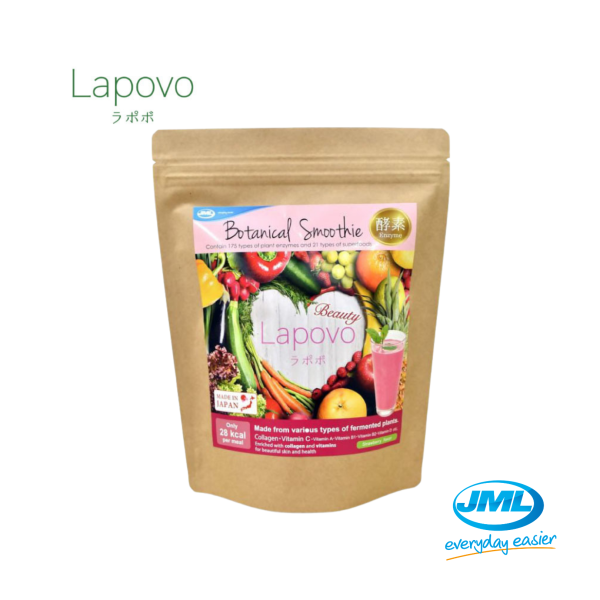 Buy [JML Official] Lapovo Beauty Smoothie with Collagen 30 Days   Enzyme Superfood Calories Control Detox Slimming Drink from Japan Singapore