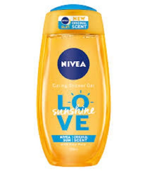 Buy Nivea Welcome Sunshine Shower Gel 250 ml/8.4 fl oz Singapore
