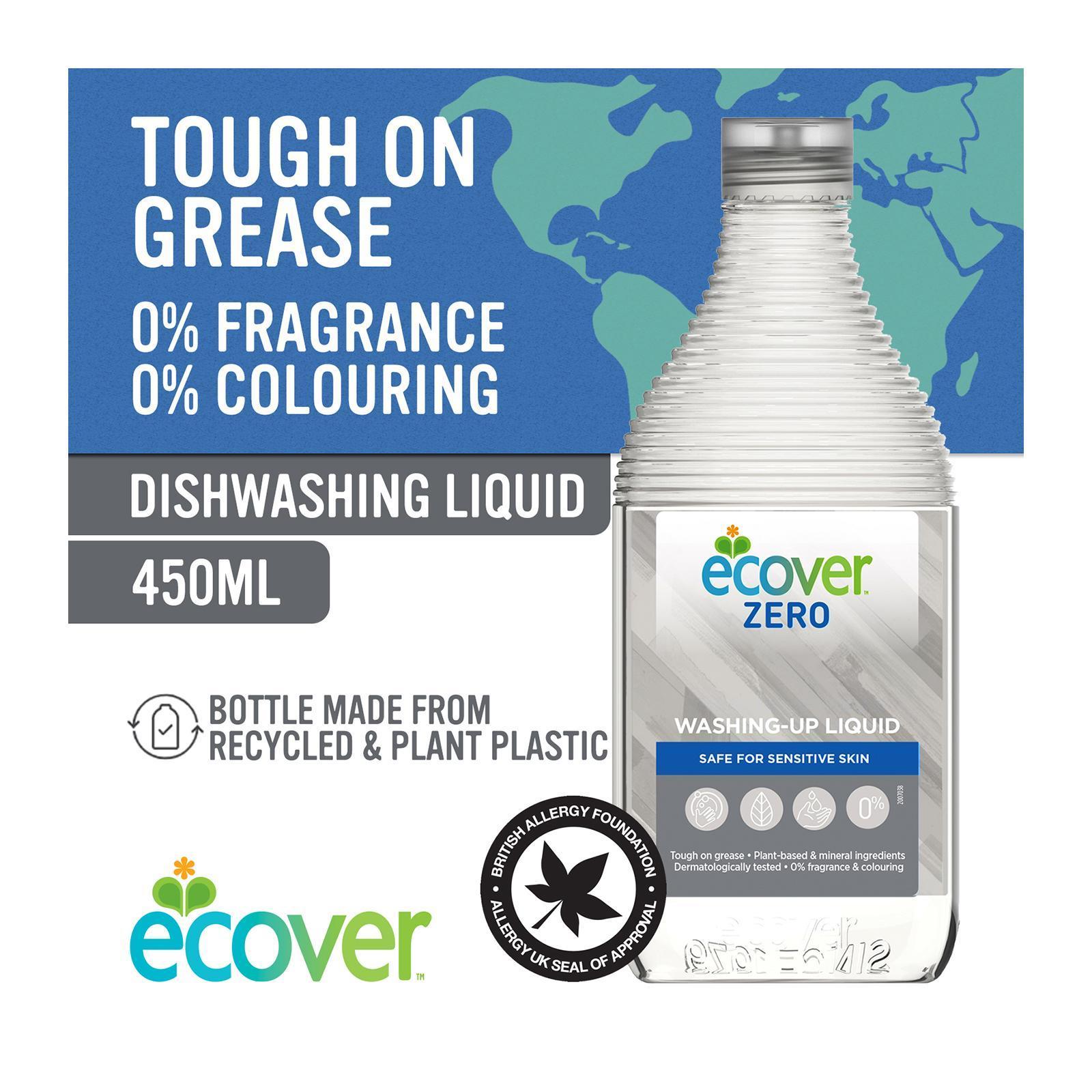 Ecover Zero Washing Up Liquid - By Corlison