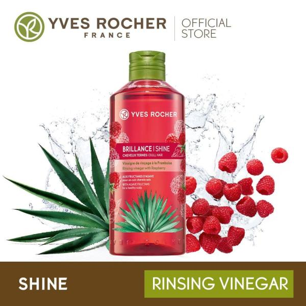 Buy Yves Rocher Hair Rinsing Vinegar Shine 400ML Singapore