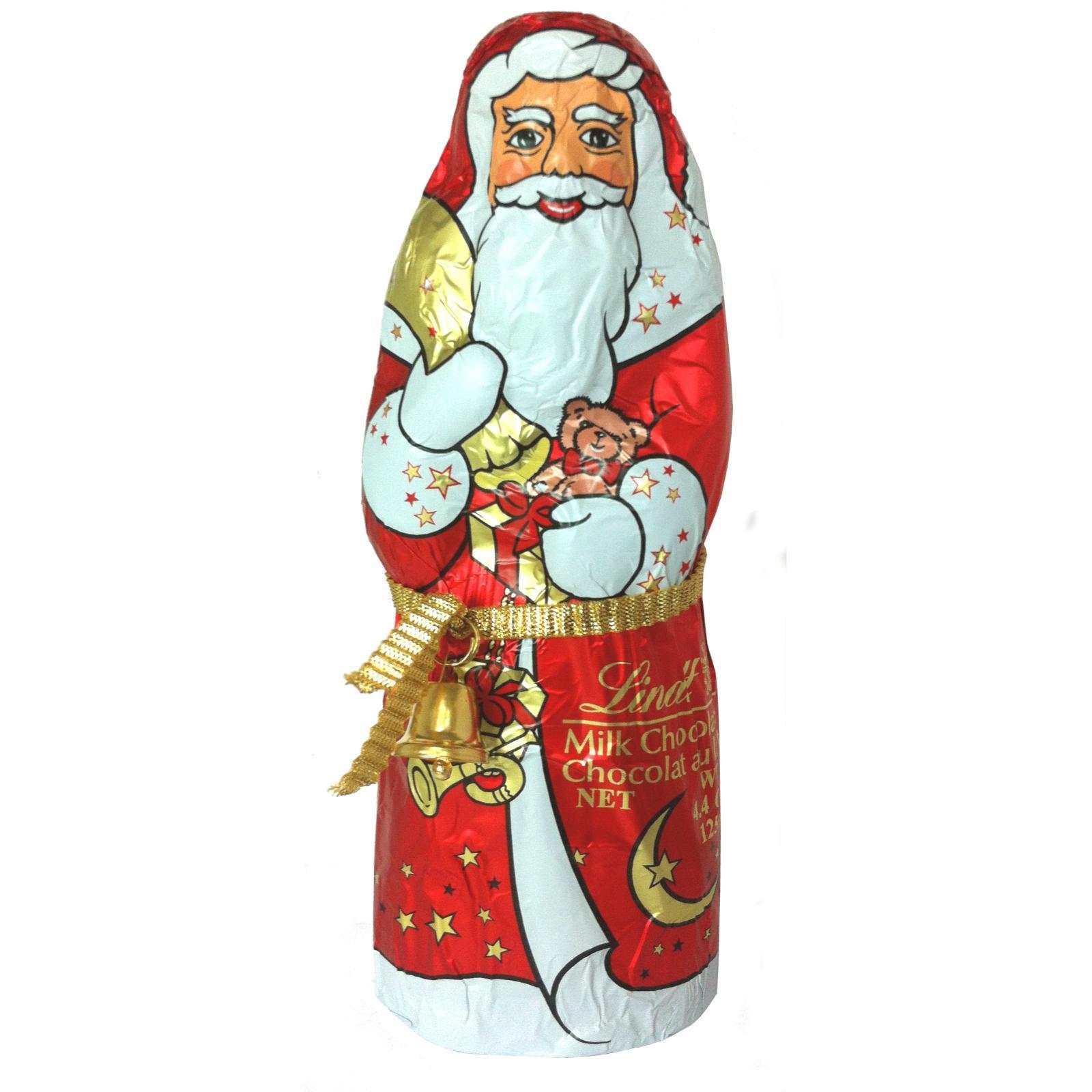 Lindt Milk Chocolate Santa - Christmas Special