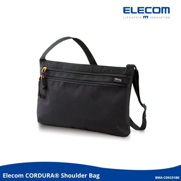 ELECOM CORDURA(R) SHOULDER BAG Fashion / Casual / Sling bag / Portable