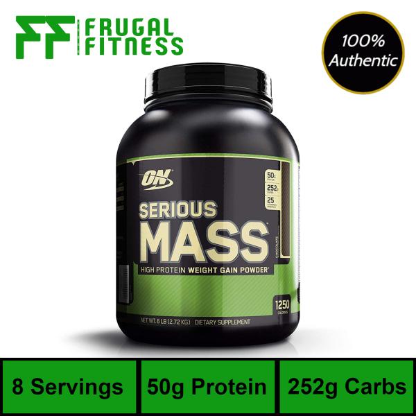 Buy Optimum Nutrition Serious Mass 6lbs Singapore