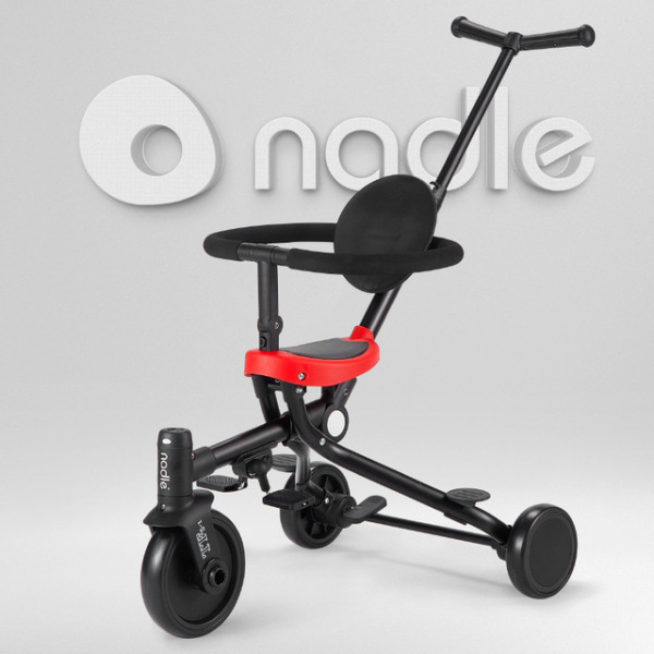 [TF5-1] Nadle 2 in 1 Baby Tricycle Stroller 2-Way Seat Foldable Lightweight Portable Cabin Size Multi Function Trolley for Children Kids 1.5-5 Years Boys Girls 2 Years Singapore