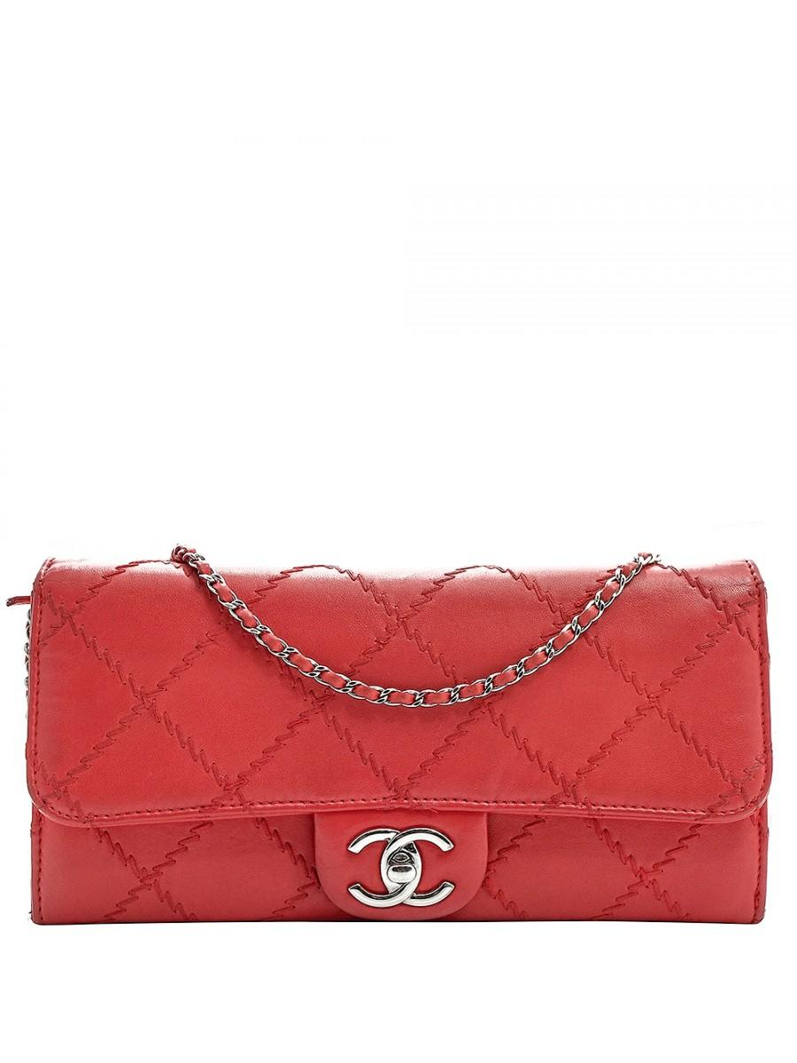 Preloved Chanel Ultimate Stitch Clutch W Chain - A50041