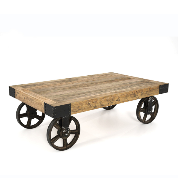 [Pre-Order] Coffee Tables - Rustic