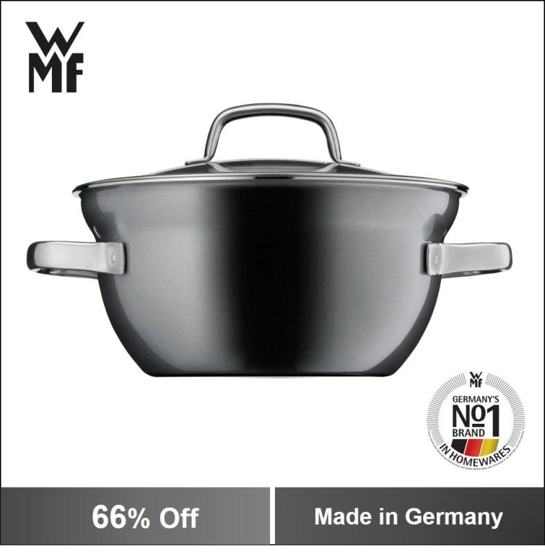 WMF Fusiontec Cooking Bowl 24cm Platinum Singapore