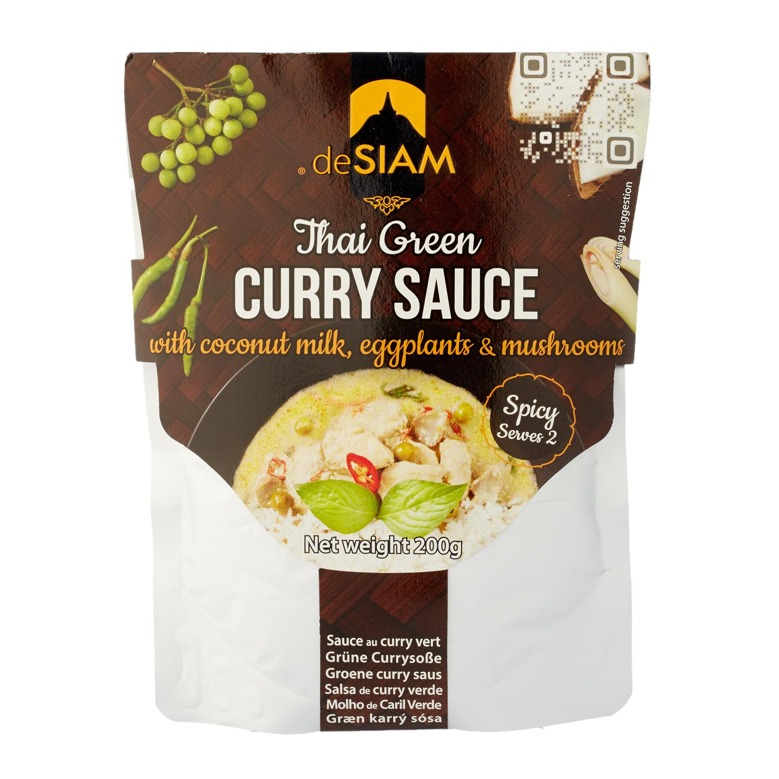 Desiam Thai Green Curry Sauce By Redmart.