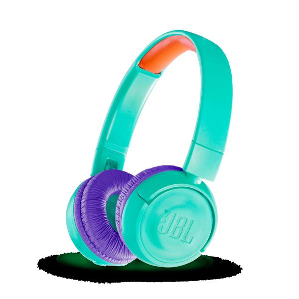 JBL JR300BT Kids Wireless On-Ear Headphone (Teal/Uno/Pink)  /Gadgets & IT Singapore