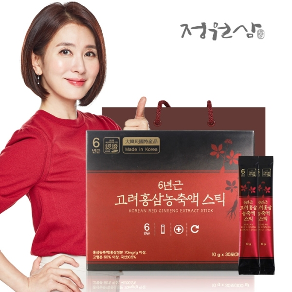 Buy [SPECIAL PRICE] KOREAN RED GINSENG EXTRACT 30EA Singapore