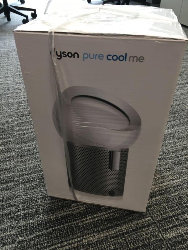 Dyson BP01 Pure Cool Me Personal Purifier Fan (White/Silver) (BP01) Singapore
