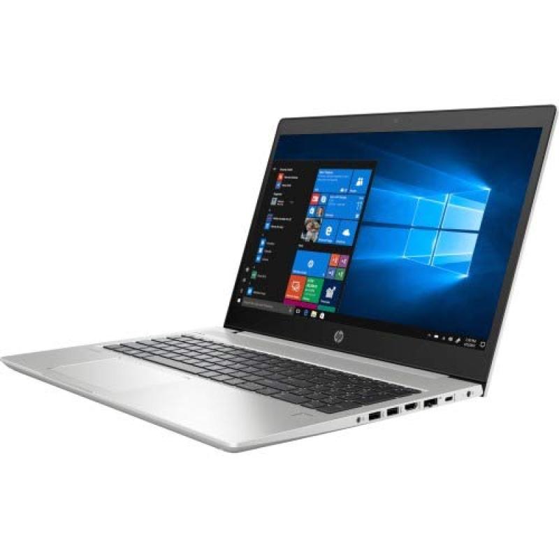 HP ProBook 440 G6 14  LCD Notebook - Intel Core i3 (8th Gen) i3-8145U Dual-core (2 Core) 2.10 GHz - 4 GB DDR4 SDRAM - 128 GB SSD - Windows 10 Pro 64-bit (English) - 1366 x 768 - Natural Silver -