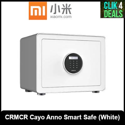 [New] Xiaomi CRMCR Cayo Anno Smart Safe / Keyless / Electronic / Digital Password / Remote Alarm