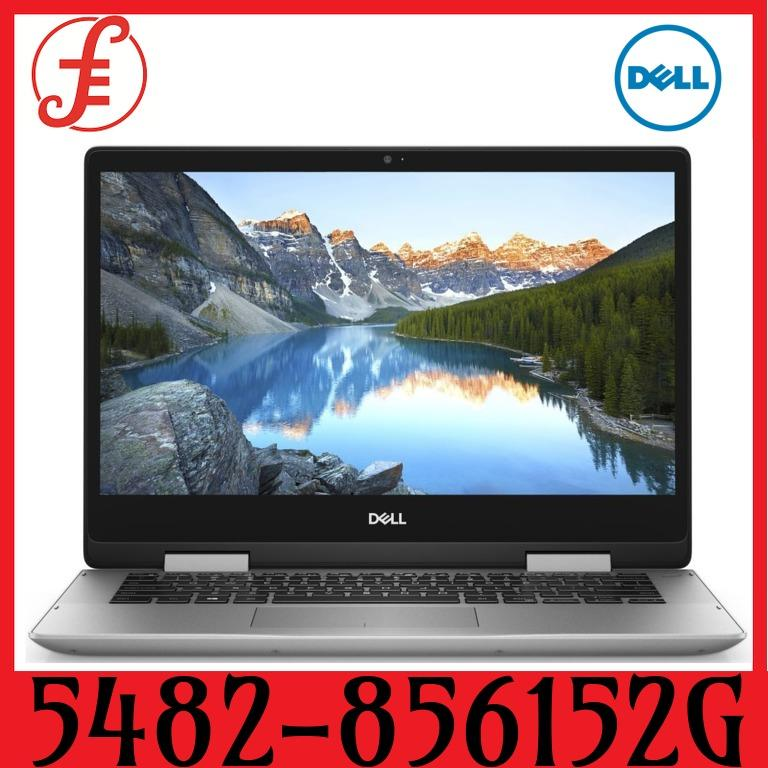 DELL 5482 856152G W10 14IN INTEL CORE I7 8565U 16GB 512GB SSD WIN 10 FREE GAMING HEADSET WITH MIC WHILE STOCKS LAST (5482 856152G)