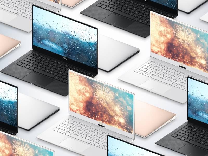 Dell XPS 13 i5-10210U, 8GB, 256GB SSD, Non-touch, Windows 10 Home 64-bit, Silver