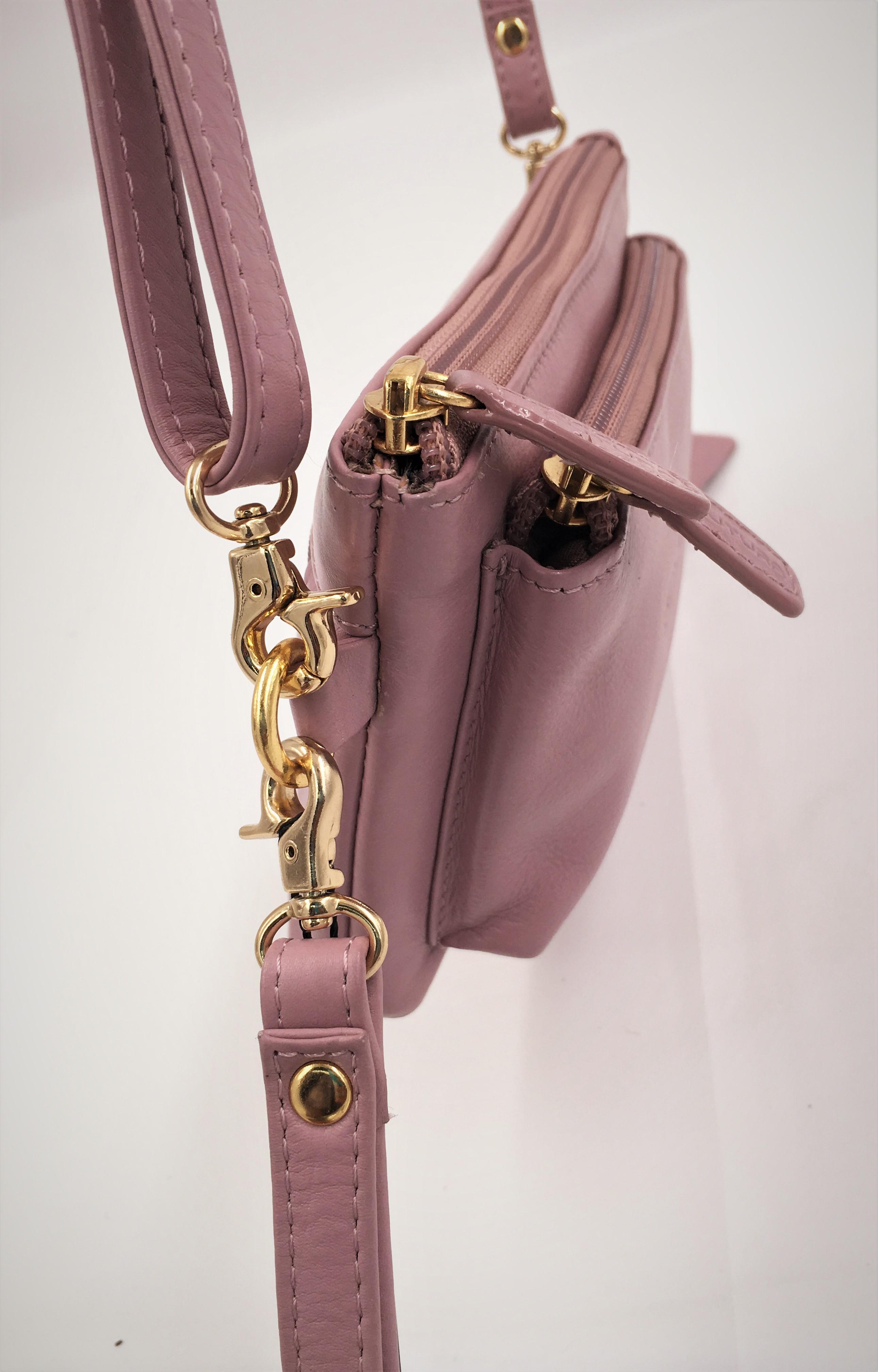 Reasonable Strap You Brand Real Leather Fabric Gold Buckle Ladies Shoulder Belt Crossbody Handbags Parts Bag Accessories Metal Bao Handles Luggage & Bags