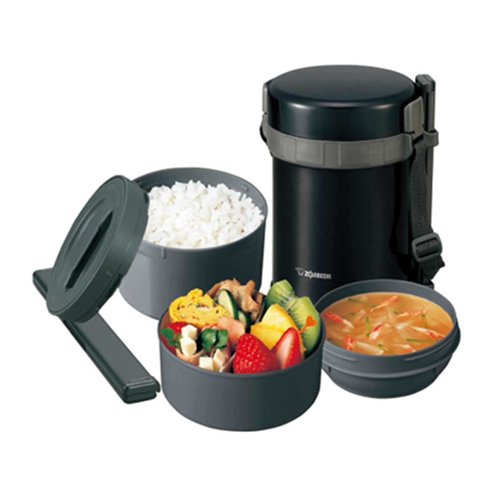 Zojirushi 1.27 Stainless Steel Food Jar - Lunch Kit