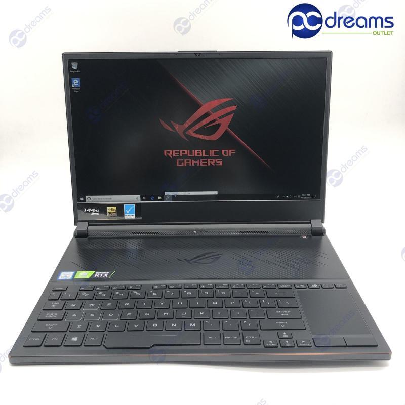 ASUS ZEPHYRUS GX531GV-ES017T I7-8750H/16GB/512GB PCIE SSD/RTX2060 [Premium Refreshed]