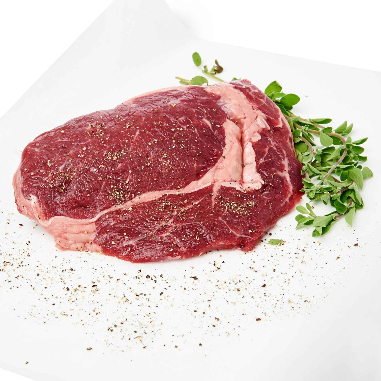 Zac Meat Grass Fed Angus Ribeye - New Zealand By Redmart.