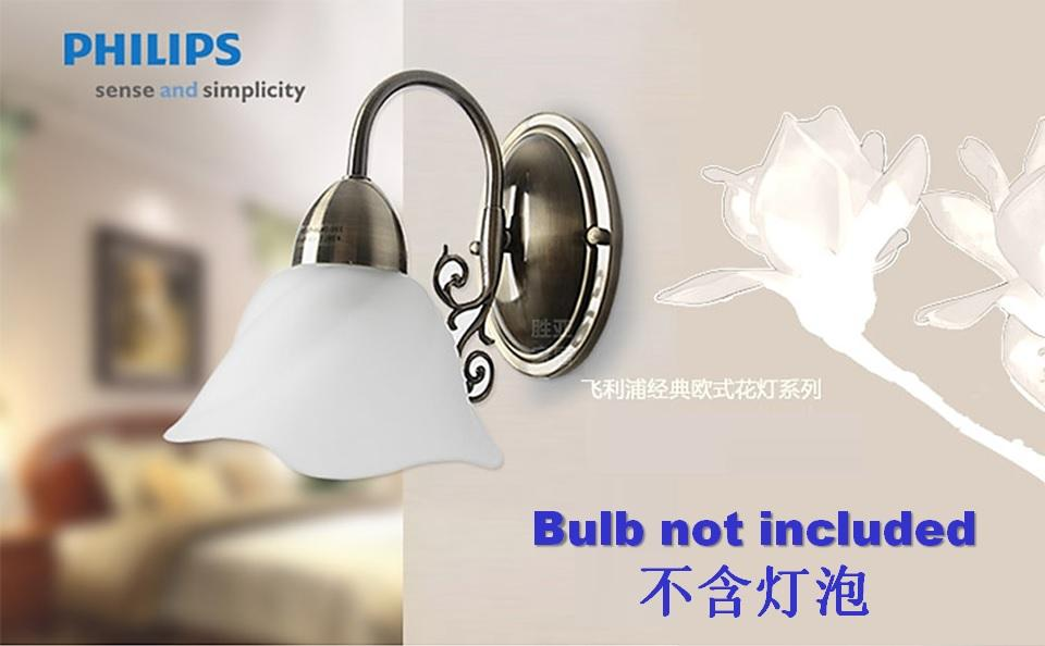 Philips Wall Light - Free Magic Cleaning Sponge