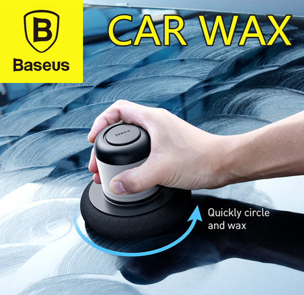 Baseus Car Polishing Waxing Machine Car Scratch Repair Car Auto Polisher Sander Polish Waxing Tool-Black.