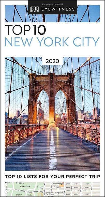 Top 10 New York City (Pocket Travel Guide) by DK
