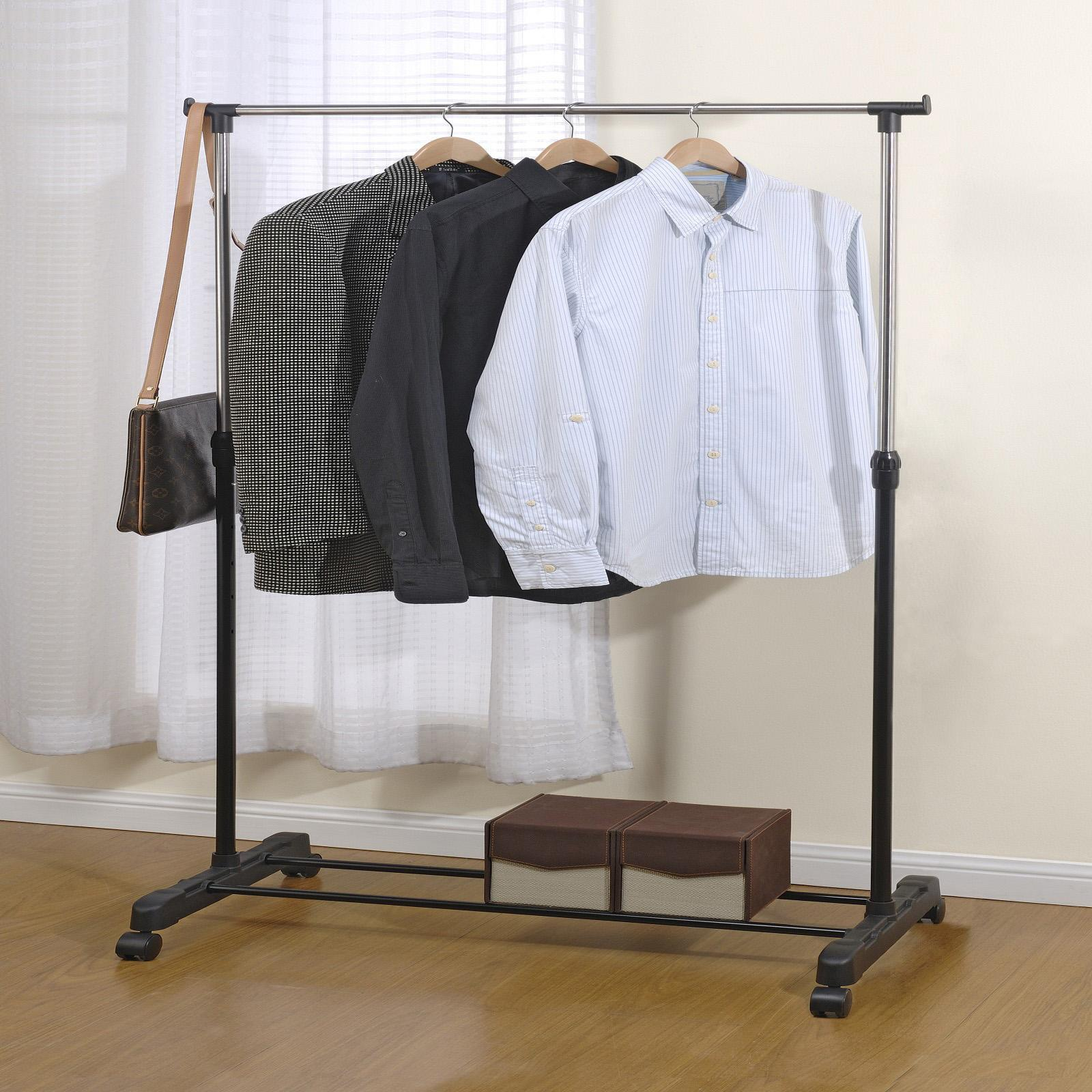 Homejoy Garment Rack - Home Organizer