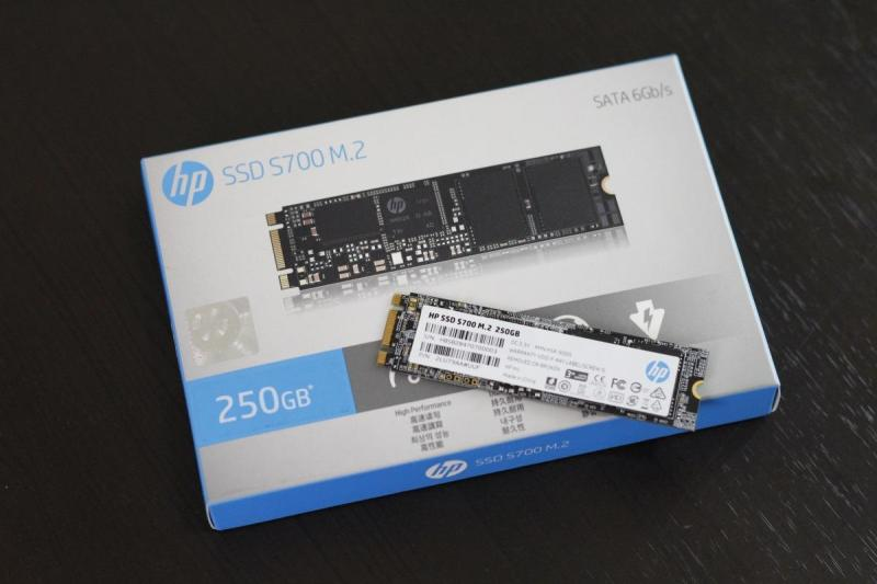 HP SSD S700 M.2 Mainstream (250GB/500GB) Singapore