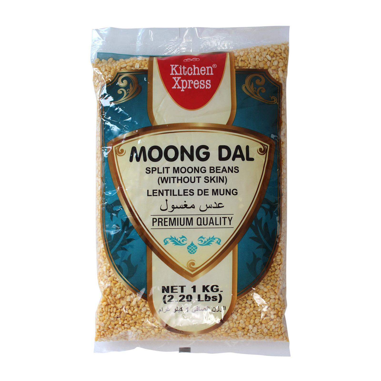 Kitchen Xpress Moong Dal - By Dashmesh