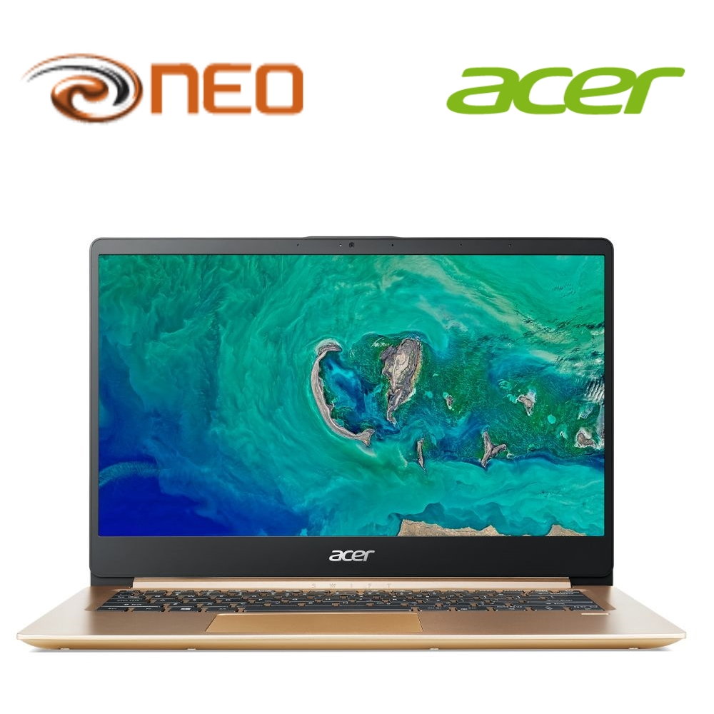 Acer Swift 1 SF114-32-P577 14 inch FHD IPS Thin and Light Laptop with 8GB RAM