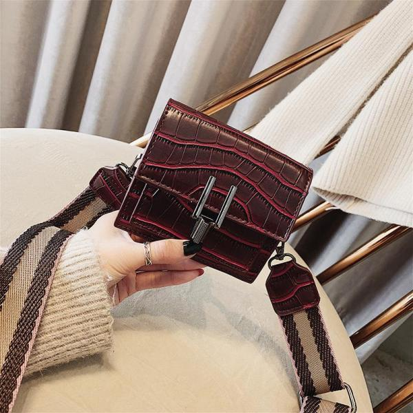 INS Korean Style er tong bao Fashion Girls Shoulder Bag Trend Parent And Child Shoulder Bag Western Style Versatile Accessories Square Sling Bag