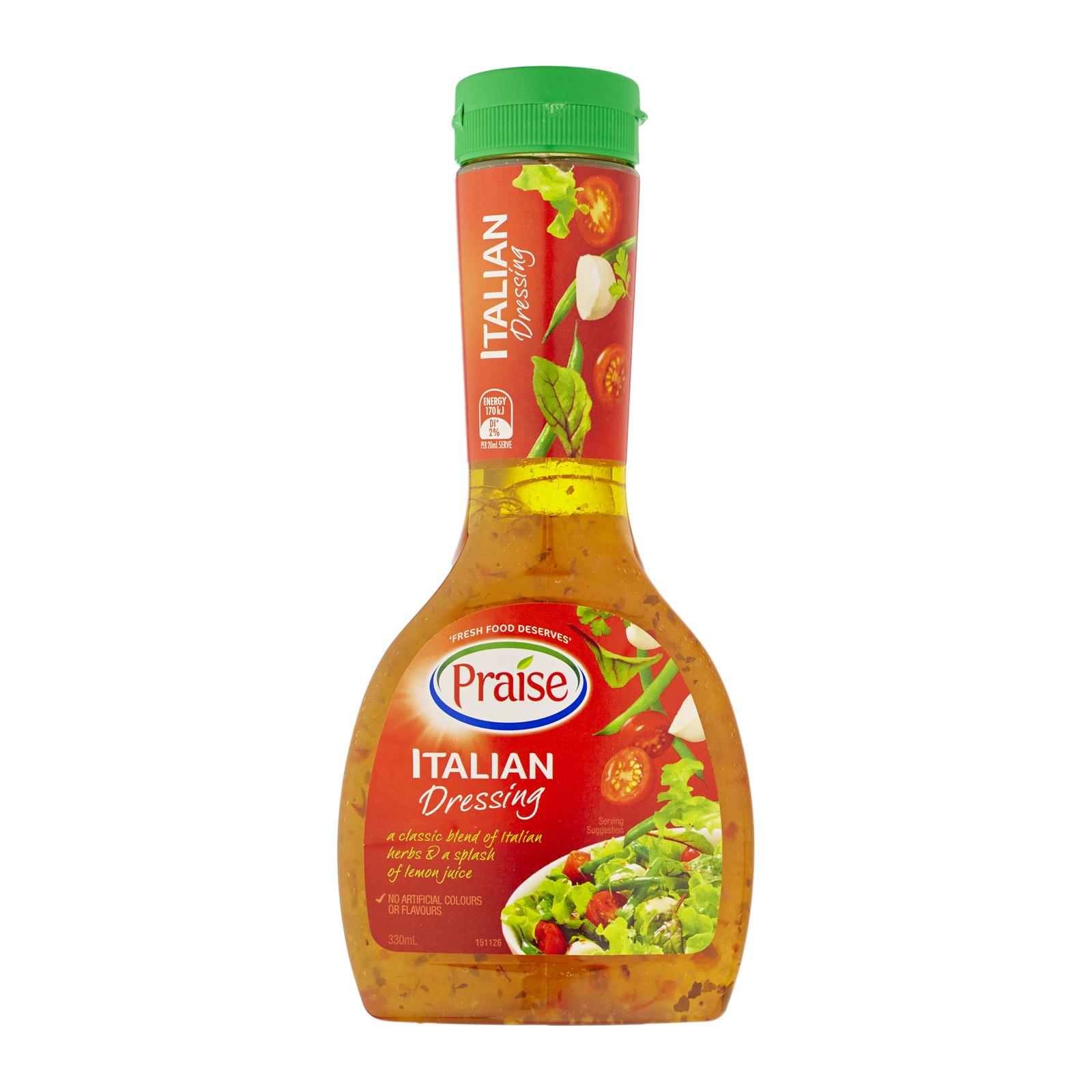 Praise Italian Salad Dressing
