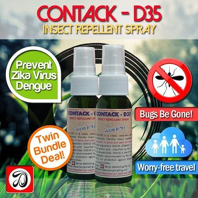 CONTACK-D35 (Insect Repellent for Skin protection)