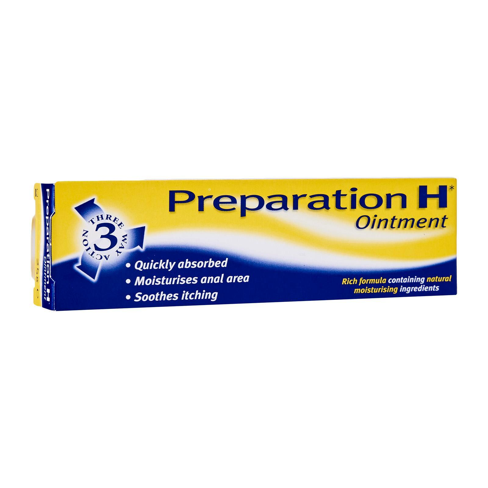Preparation Ointment 25g By The Dental Pharm.