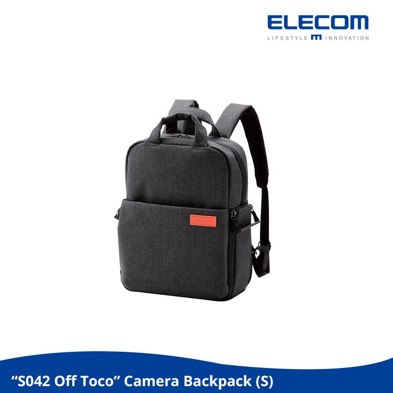 9d5c167cc118 ELECOM 'OFF TOCO S042' (M Size) School / Casual / Office / Water-Resistant  / Camera / Fashion / Sony / Nikon / Canon / Pentax