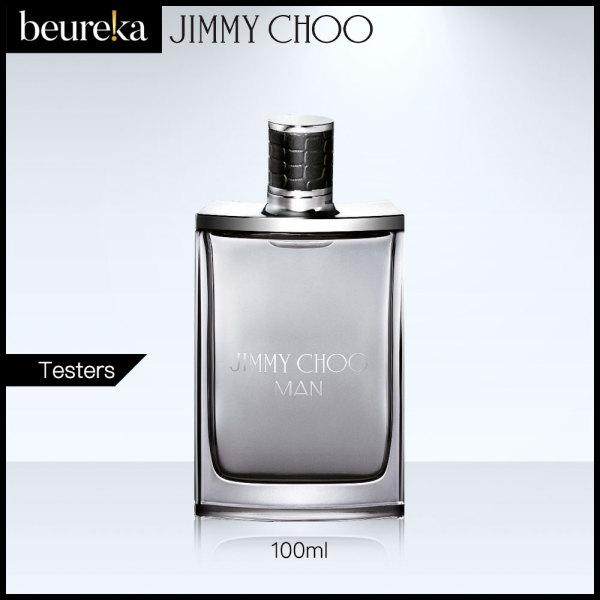 Buy Jimmy Choo Man EDT 100ml Tester - Beureka [Luxury Beauty (Perfume - Men Fragrance) Brand New 100% Authentic] Singapore