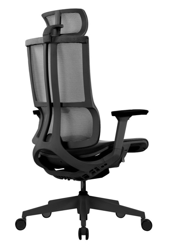 New Technology Freeze body control Ergonomic Office Computer Chair, OC303 - Free Installation and Delivery  5 Years Warranty Singapore