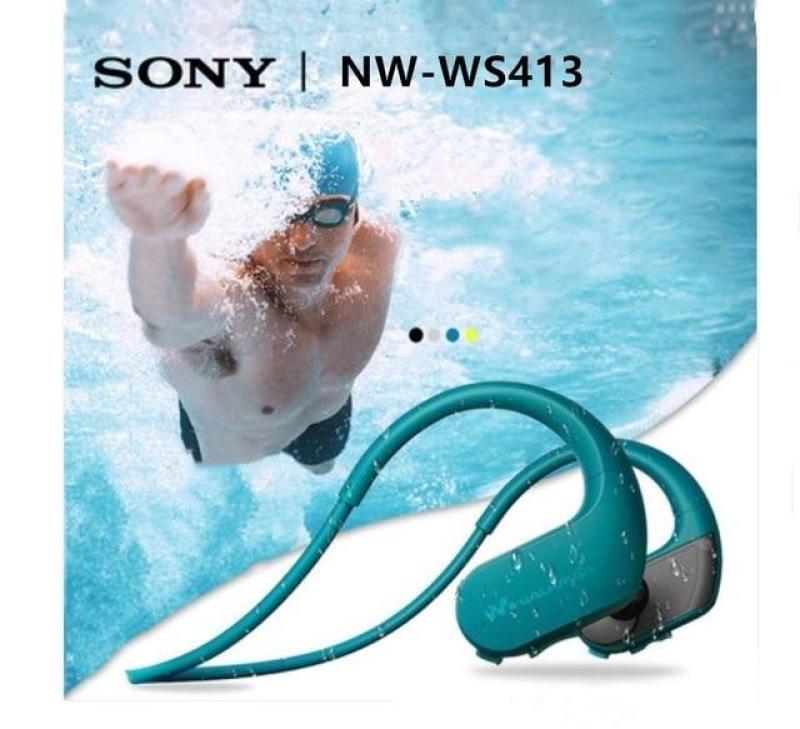 Sony NW-WS413 WS413 Waterproof and Dustproof Walkman Headphones Earphone Music Player 4GB Singapore
