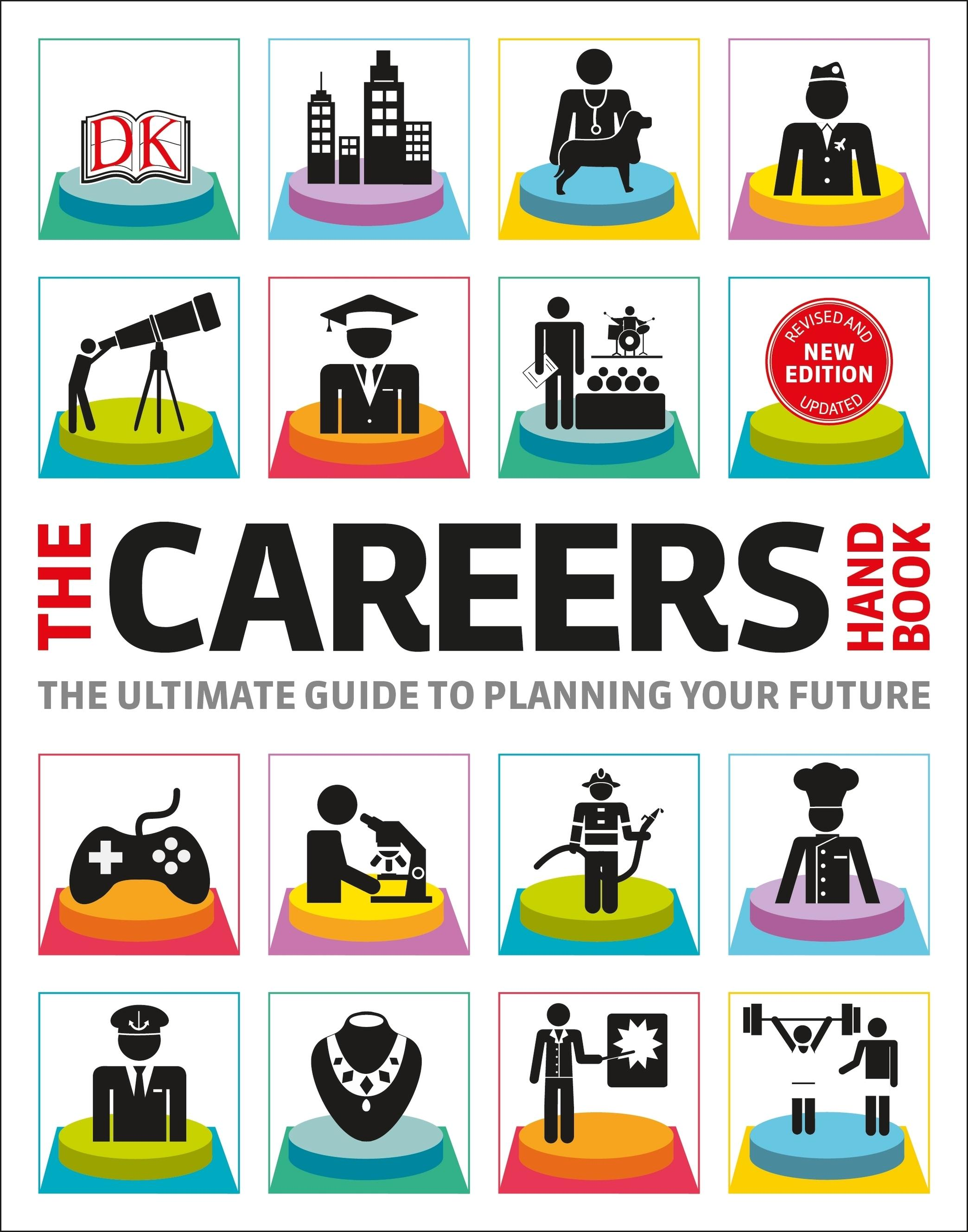 The Careers Handbook: The ultimate guide to planning your future (2nd Edition) by  DK