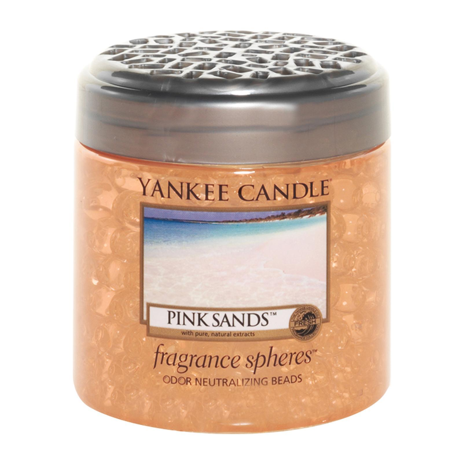 Yankee Candle Pink Sands Gel Beads