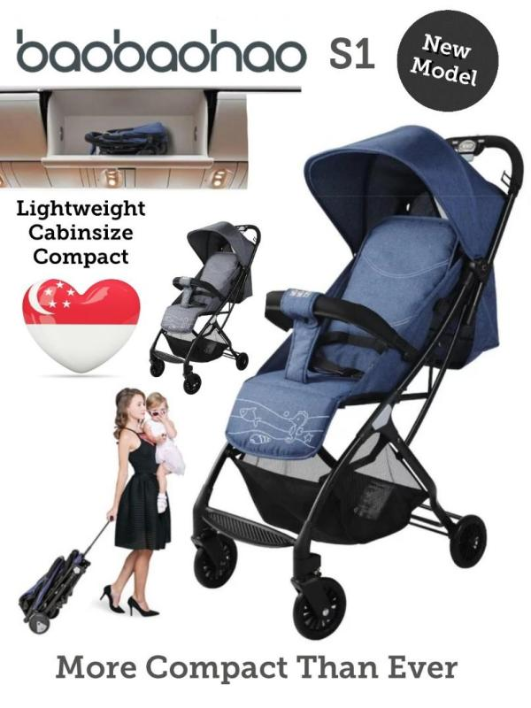 Foldable Cabin Size Baby Stroller / Pram Singapore
