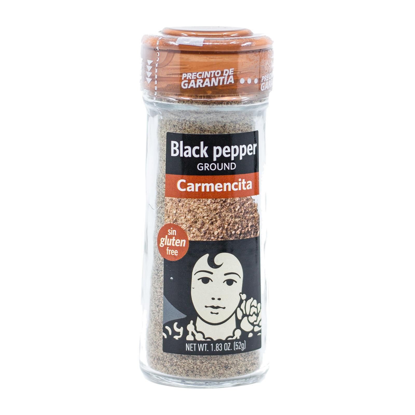 Carmencita Black Pepper Ground