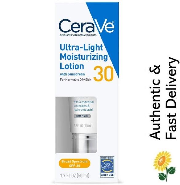 Buy [SG] CeraVe Ultra-Light SPF 30 Moisturizing Lotion, 1.7 Ounce Singapore