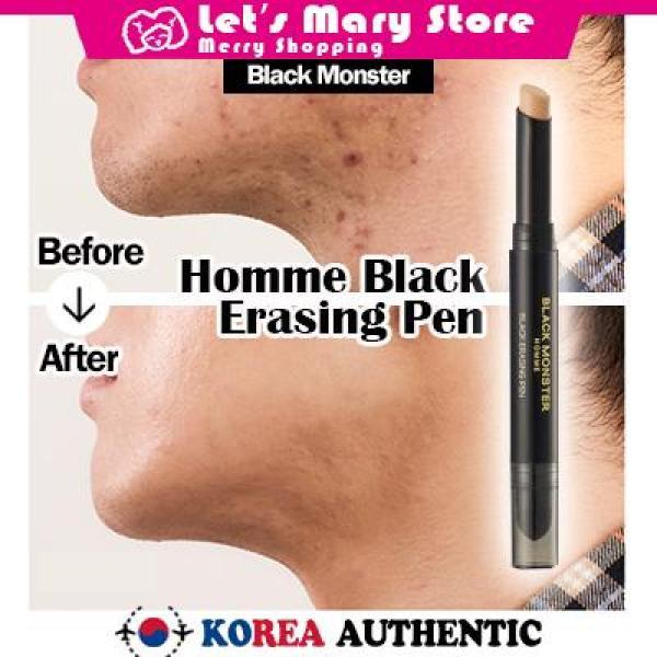 Buy * Black Monster Homme Black Erasing Pen * Korea Authentic /  special for man healthy hair face Singapore