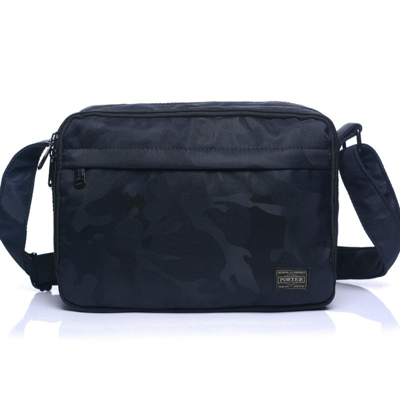 Yoshida Head Porter Shoulder Bag Men One-Shoulder Waterproof Nylon Leisure Female Poor Package