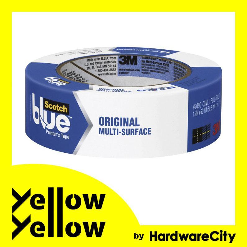 3M Scotch Blue Painters Tape - SIZES AVAILABLE (SCOTCHBLUE PAINTERS TAPE)