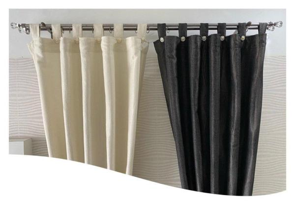 Curtain Ready-Made - 3 in 1